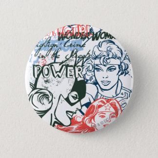 DC Originals - Spaced Out 6 Cm Round Badge