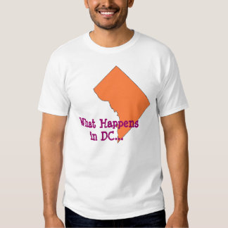 DC What Happens T-shirt