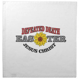 dd jc Easter Napkin