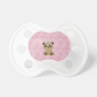 """DD/lg """"LittleWantsies Bear"""" Paci Dummy"""