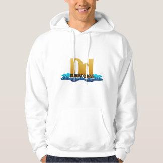 DD logo hoddie Pullover