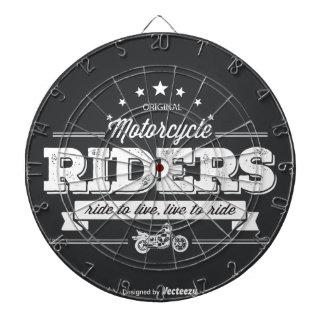 DD Motorcycle Riders T Shirt Design 76009.ai Dartboard