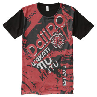 DDIIRO Desgner T-shirt All-Over Print T-Shirt