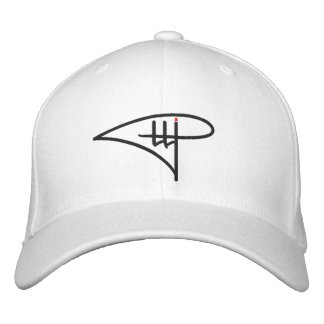 DDP Fitted Cap Embroidered Hat