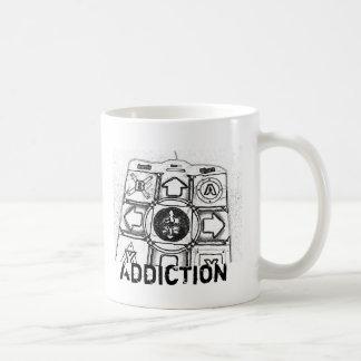 DDR Addiction Coffee Mug