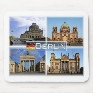 DE Berlin - Museum Island - Cathedral - Mouse Pad