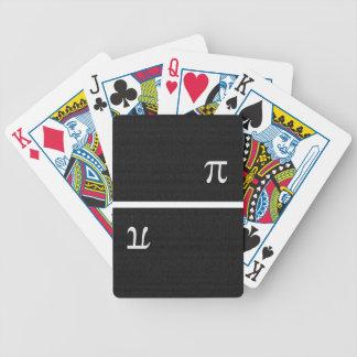 De Cartas shuffles Bicycle Playing Cards