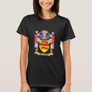 De-Cock Coat of Arms - Family Crest T-Shirt