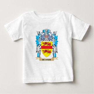 De-Cock Coat of Arms - Family Crest T Shirt