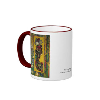 De Courtisane by Vincent van Gogh Coffee Mug