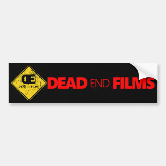 DE Films Bumper Stickers