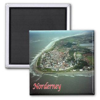 DE - Germany - Frisian islands - Norderney Magnet