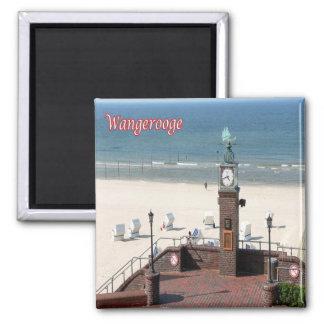 DE - Germany - Frisian islands - Wangerooge -Shore Magnet