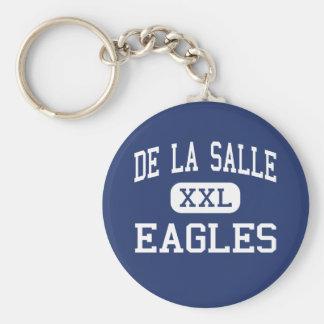 De La Salle Eagles Middle Saint Louis Key Ring