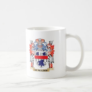 De-Mulder Coat of Arms - Family Crest Coffee Mug