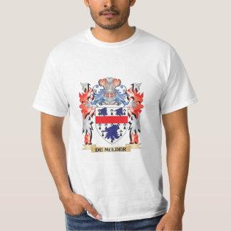 De-Mulder Coat of Arms - Family Crest T-Shirt
