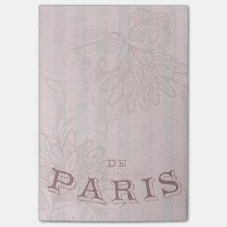 De Paris Post It Notes