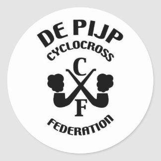 De Pijp Federation Sticker