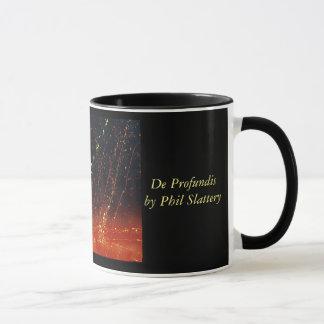 De Profundis (from the depths) by Phil Slattery Mug