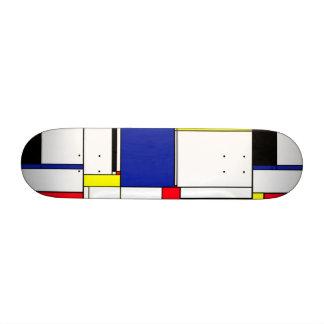 De Stijl Skateboard