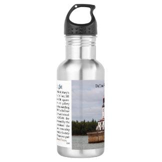 De Tour Reef Light water bottle 532 Ml Water Bottle