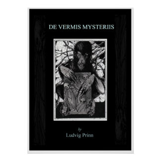 De Vermis Mysteriis Posters