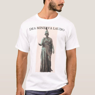DEA MINERVA-NO BACKGROUND T-Shirt