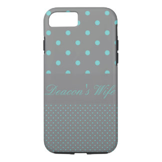 Deacon's Wife iPhone 8/7 Case