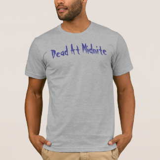 Dead At Midnite, Protect the innocent!!! T-Shirt