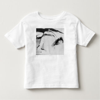 Dead Body of Outlaw Jesse James Photograph Toddler T-Shirt