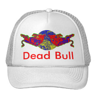Dead Bull Trucker Hats