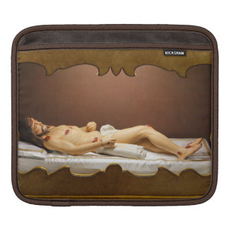 Dead Christ iPad Sleeve