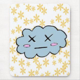 Dead cloud mouse pad