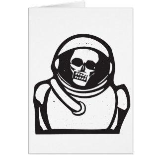 Dead Cosmonaut Card