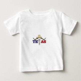 dead cowboy texas baby T-Shirt