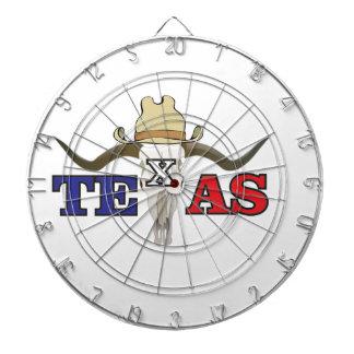 dead cowboy texas dartboard