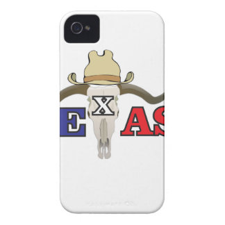 dead cowboy texas iPhone 4 cover