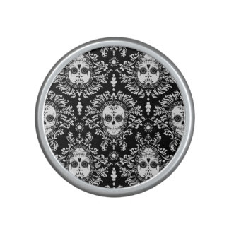 Dead Damask - Chic Sugar Skulls Bluetooth Speaker