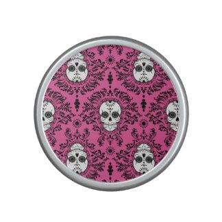 Dead Damask - Chic Sugar Skulls Bluetooth Speaker