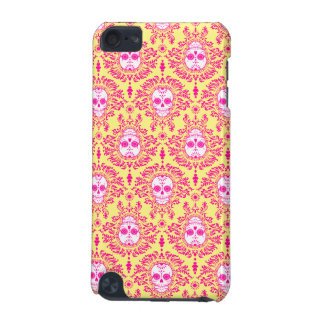 Dead Damask - Chic Sugar Skulls iPod Touch (5th Generation) Case