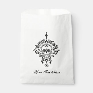 Dead Damask - Custom Sugar Skull Favor Bags