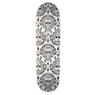 Dead Damask Sugar Skulls Skate Board Deck