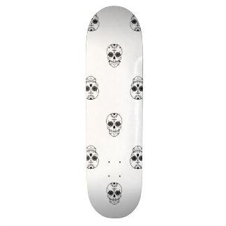 Dead Damask Sugar Skulls Skate Decks