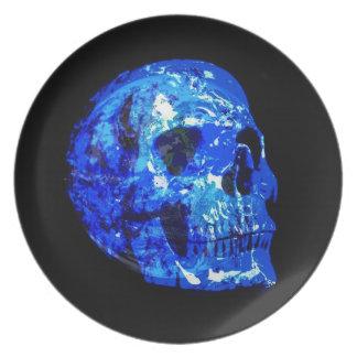 Dead Earth decorative plate