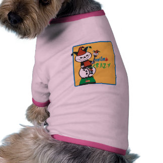 Dead Ed Jester's Wild & Crazy Doggie Tee