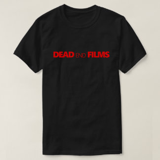 Dead End Films Logo T-Shirt