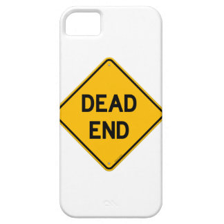 Dead End Sign iPhone 5 Cover