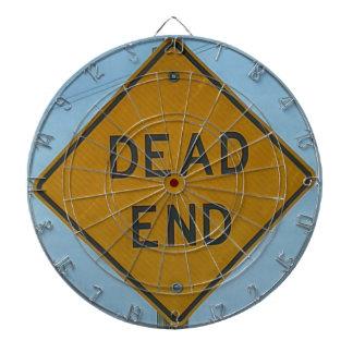 Dead End Sign Dartboards