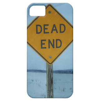 Dead End Sign iPhone 5 Case
