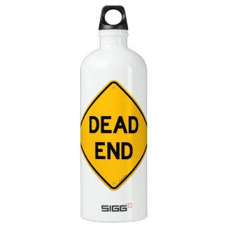 Dead End Sign SIGG Traveller 1.0L Water Bottle